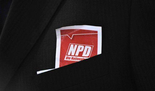 NPD muss 1,27 Millionen Euro Strafe zahlen (Foto)