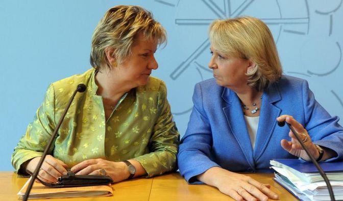 NRW bleibt rot-grün - Koalitionsvertrag steht (Foto)