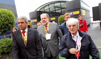 Nürburgring und Beck zuversichtlich wegen Formel 1 (Foto)