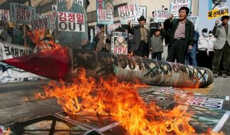 Nuklearstreit Nordkorea (Foto)