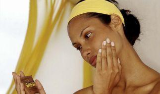 Nur ein- bis zweimal pro Woche ein Peeling machen (Foto)