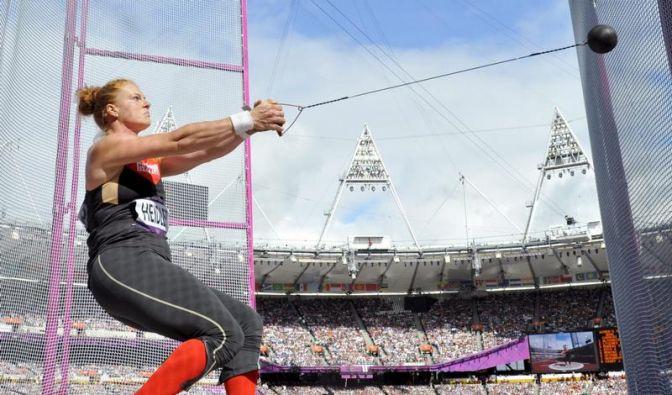 «Nur Erleichterung»: Weltrekordlerin Heidler im Finale (Foto)