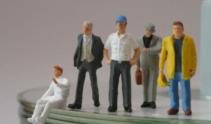 Nur jeder zweite Arbeitnehmer ist zufrieden (Foto)