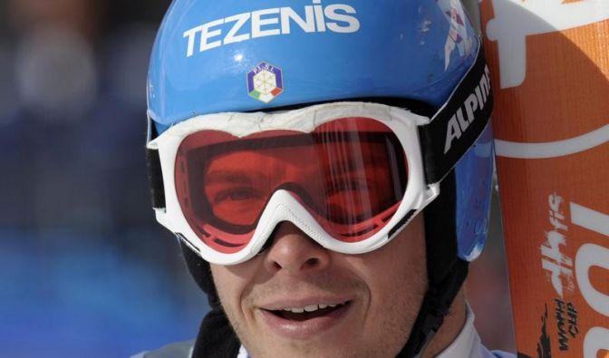 Nur kurze Pause für Skirennfahrer Innerhofer (Foto)