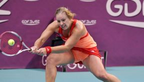 Nur Niederlagen für deutsche Tennisprofis (Foto)