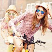 Nur 29,2 Prozent der Radfahrer beachten nach einer Umfrage von fahrrad.de immer die Regeln. (Foto)