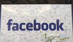 Nur schlapper Börsenstart für Facebook (Foto)