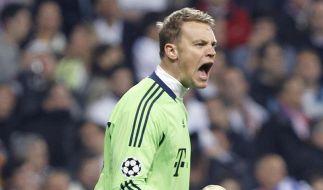 Nur Torwart Neuer ist Titelverteidiger im Pokalfinale (Foto)