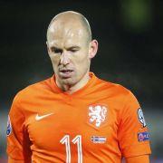 Nur ein Wunder lässt Holland die EM-Qualifikation 2016 überstehen. (Foto)
