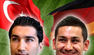 Nuri Sahin und Ilkay Gündogan (Foto)