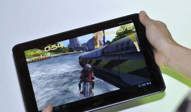 Nvidia will mit Tegra-3-Chip im mobilen Markt durchstarten (Foto)