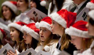 «O du fröhliche» - Nur eine Minderheit singt zu Weihnachten (Foto)