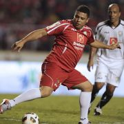«O Gordo», der Dicke, in Aktion: Ronaldo bei einem Benefizspiel.