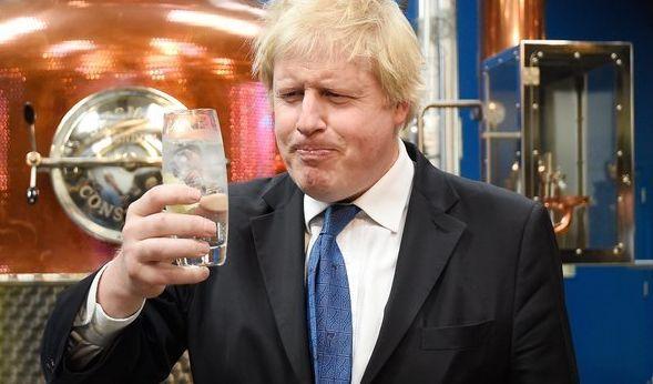 Ob Londons Bürgermeister Boris Johnson auch das Zeug zum Gintern hätte? (Foto)