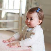 Royaler Sproß klaut Taufkleid von Prinzessin Charlotte (Foto)