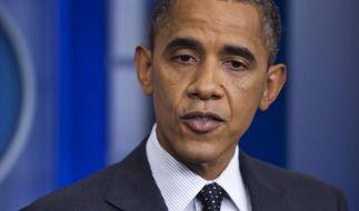 Obama droht Assad mit Militärschlag bei Chemiewaffen-Einsatz (Foto)