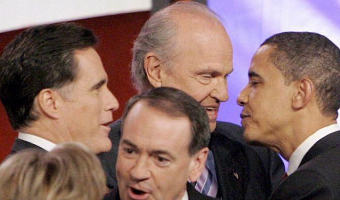 Obama fährt schweres Geschütz gegen Romney auf (Foto)