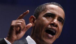 Obama kämpft für Homosexuelle (Foto)