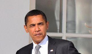 Obama nennt Boni an Bank-Manager «beschämend» (Foto)