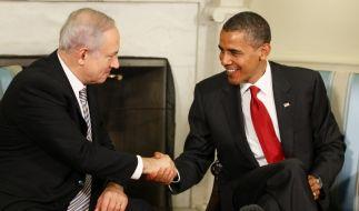 Obama Netanjahu (Foto)