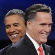 Obama und Romney stellen mit ihrem ersten Fernsehduell einen neuen Twitter-Rekord auf. Das TV-Publikum schaut nicht nur zu, sondern beteiligt sich im Internet an der Debatte.