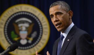 Obama gibt nach: Steuererhöhungen drohen nun erst Haushalten ab 450.000 Euro Jahreseinkommen. (Foto)