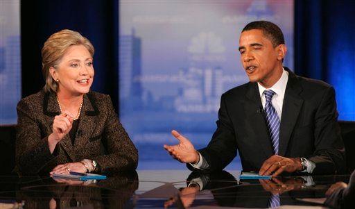 Obama-Team of Rivals (Foto)