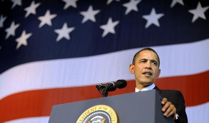 Obama verkündet Kandidatur für zweite Amtszeit (Foto)