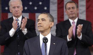 Obama verlangt Nation einen Kraftakt ab (Foto)