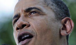 Obama warnt vor Massaker eines «einsamen Wolfs» (Foto)