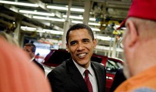 Obama will «Rettungsplan für die Mittelschicht» (Foto)