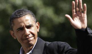 Obama will US-Konjunktur mit 50 Milliarden anschieben (Foto)