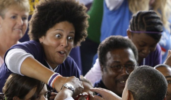 Obama wirbt für Gesundheitsreform (Foto)