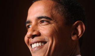 Obama wird als Gospel-Sänger zum YouTube-Hit (Foto)