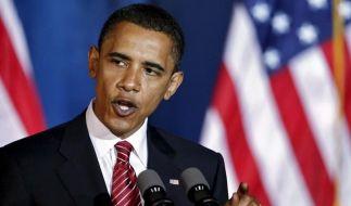 Obamas Amtseinführung live im TV (Foto)
