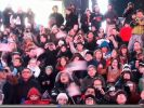 Obamas Anhänger feiern den Wahlsieg. (Foto)