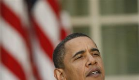 Obamas Gesundheitsplan scheint aufzugehen. (Foto)