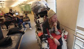 Obdachlose (Foto)