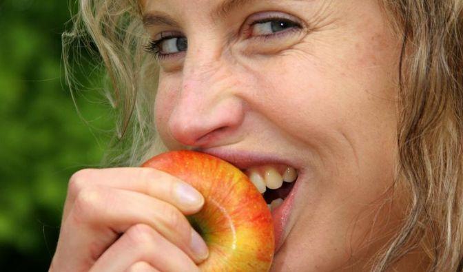 Obst und Gemüse ungeschält oft gesünder (Foto)