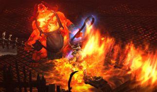 Obwohl es Diablo III an Innovationen mangelt, ist das Computerspiel doch zum Kassenschlager avanciert. (Foto)