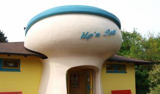 Öffentliche Toilette (Foto)