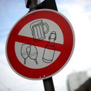 Herne führt Alkoholverbot ein (Foto)