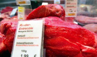 Öko vs. Normalo: Was kosten sichere Lebensmittel? (Foto)