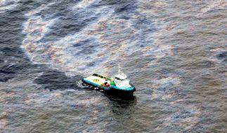 Ölunfall: Milliarden-Klage gegen Chevron (Foto)