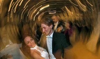 Österreich tanzt ins neue Jahr (Foto)
