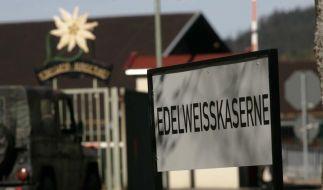 Offenbar neuer Missbrauchsskandal bei der Bundeswehr (Foto)