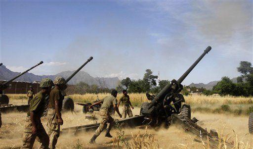 Offensive in Pakistan (Foto)