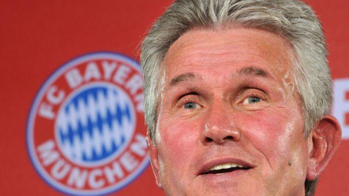 Offiziell bestätigt: Jupp Heynckes wird Trainer bei den Bayern. (Foto)