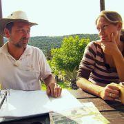 Olaf und Marie Heidtke wagen in Südafrika einen Neuanfang. (Foto)