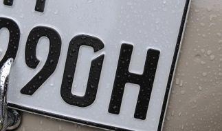 Oldtimer mit H-Kennzeichen immer beliebter (Foto)